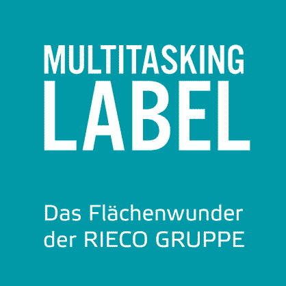 Multitasking-Label Logo